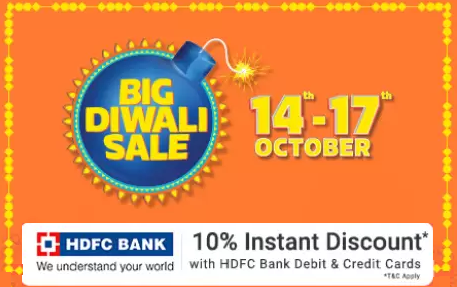 [LIVE ] Flipkart festival sale 14th-17th October 2019 (TOP DEALS) 1