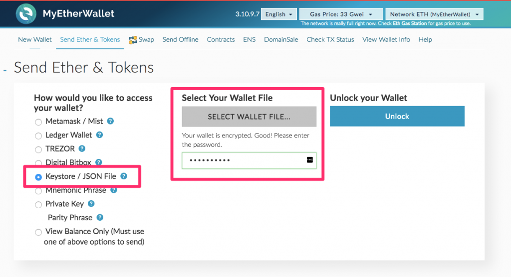 How to Create your own Ethereum Wallet? 8