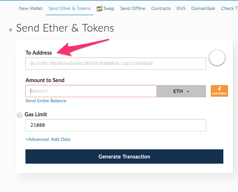 How to Create your own Ethereum Wallet? 9
