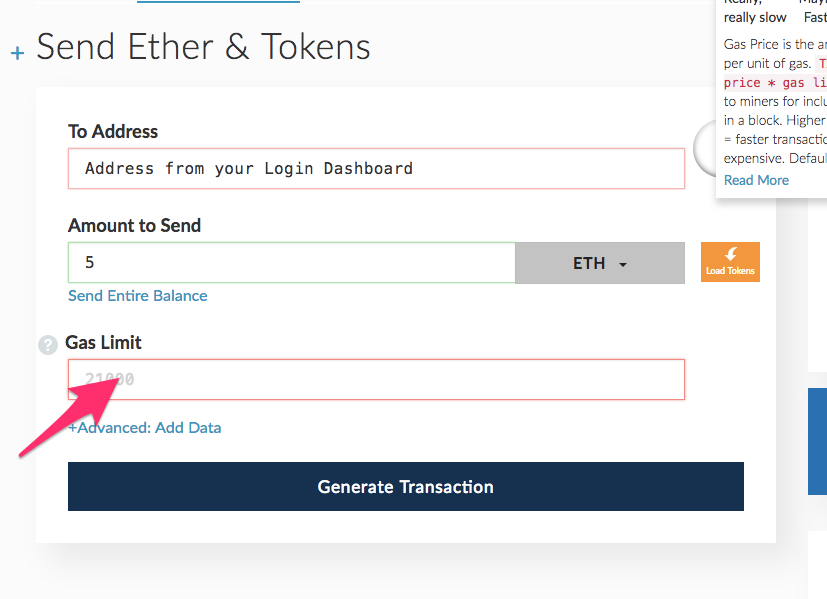 How to Create your own Ethereum Wallet? 10