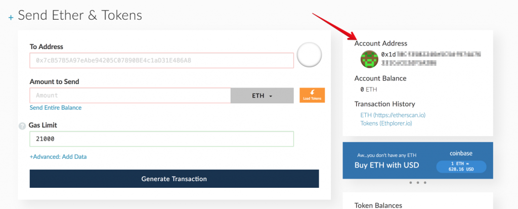 How to Create your own Ethereum Wallet? 6