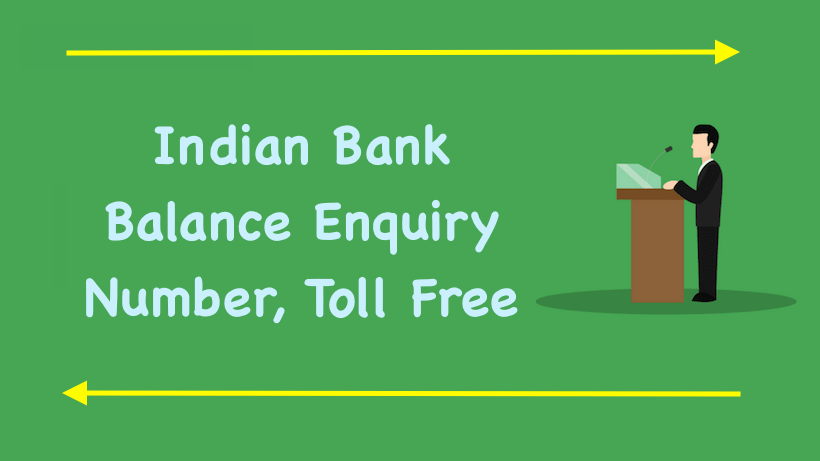 UPDATED LIST OF All Indian Banks Balance Check Enquiry – Miss Call Numbers List (toll free) *2020 1
