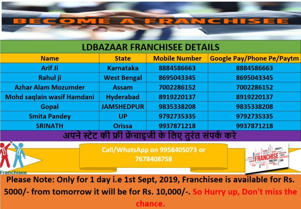 LD BAZAAR : Invest 10 Rs and Get Chance To Earn 50,000 to 1 lakh per month FULL PLAN REVIEW 2